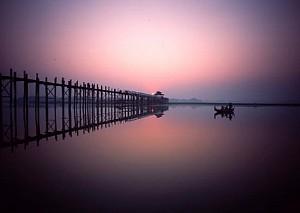 Đến Cầu U Bein Ngắm Hoàng Hôn Đẹp Nhất Thế Giới