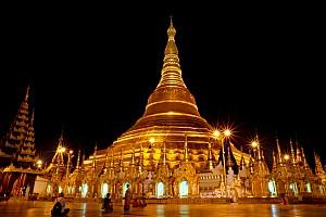 Độc đáo lễ hội tại Shwedagon – ngôi chùa linh thiêng bậc nhất Myanmar