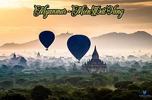 DU LỊCH MYANMAR ĐẾN VỚI MIỀN ĐẤT VÀNG CỦA CHÂU Á