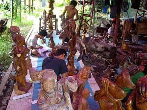 Khám phá những nghệ thuật truyền thống khi đi du lịch Myanmar
