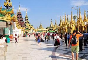 Kinh Nghiệm Đi Du Lịch Myanmar 2018