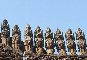 Những chia sẻ về tu viện ở Salay - Myanmar Phần 1