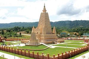 Những địa điểm du lịch nổi tiếng tại Myanmar