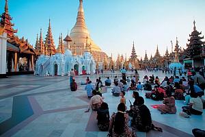 Những hình ảnh chân thực nhất của đất nước Myanmar