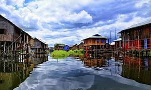 Những trải nghiệm thú vị tại Inle trong chương trình Myanmar
