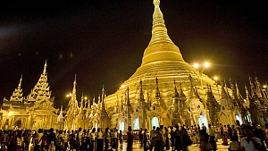 Sống Chậm Ở Yangun - Myanmar