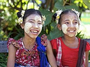 Tại sao là Myanmar chứ không phải là đất nước khác?
