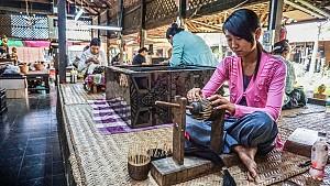 Tìm hiểu Nghệ thuật điêu khắc truyền thống của Myanmar