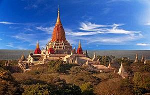 Tới Bagan đừng quên ghé chùa cổ đẹp nhất Ananda