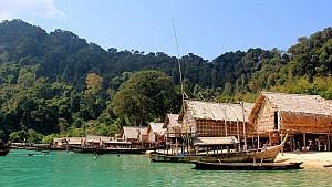 Tới thăm miền nam Myanmar quần đảo Mergui