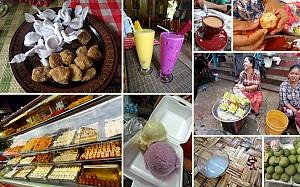 tổng hợp ẩm thực ngon bổ rẻ ở Myanmar