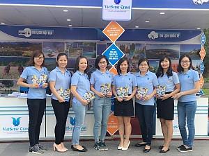 Vietsense Travel tưng bừng ngày hội khuyến mãi du lịch Hà Nội 2016