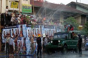 Du Lịch Myanmar khởi hành ngày 13/04/2015: THAM GIA LỄ HỘI TÉ NƯỚC MYANMAR