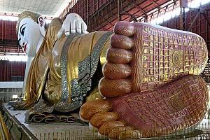 Hành Trình Yangon - Bago - Golden Rock Mùng 2,3 Tết Nguyên Đán 2020