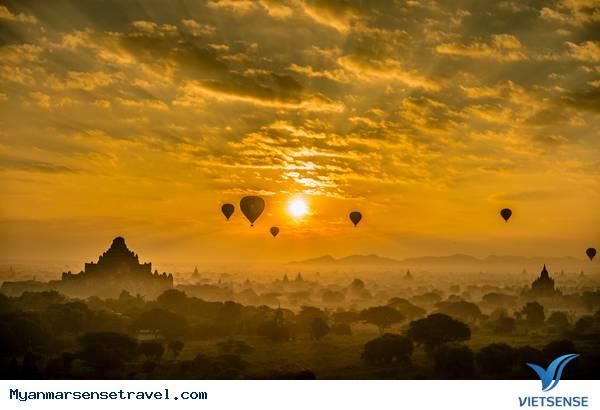 Nơi ngắm bình minh và hoàng hôn đẹp nhất của Myanmar - Ảnh 5