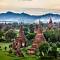 Bagan - Mảnh Đất Mang Vẻ Đẹp Kì Bí