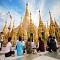 Những lưu ý về trang phục khi vào đền chùa Myanmar