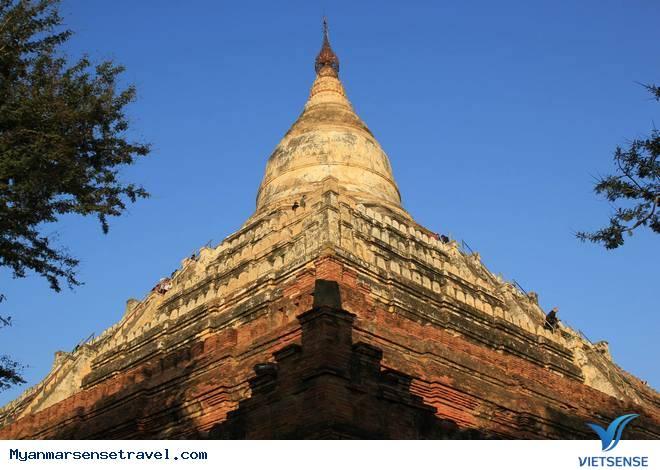 10 đền chùa cần phải ghé thăm khi tới Bagan,10 den chua can phai ghe tham khi toi bagan