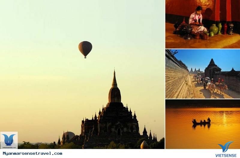 3 NGÀY TUYỆT VỜI NẾU DU LỊCH MYANMAR,3 ngay tuyet voi neu du lich myanmar