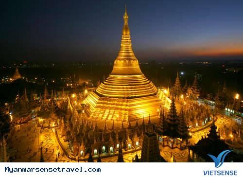 5 điểm bạn nên dừng chân ở vùng đất thiêng Myanmar