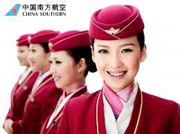 Bay với hàng không China Southern Airlines