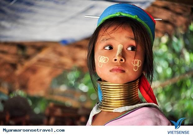 Bộ tộc Kayan nét văn hóa đẹp rất riêng của Myanmar,bo toc kayan net van hoa dep rat rieng cua myanmar