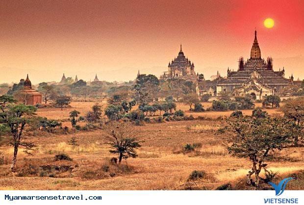 Cẩm nang du lịch Bagan, Myanmar,cam nang du lich bagan myanmar