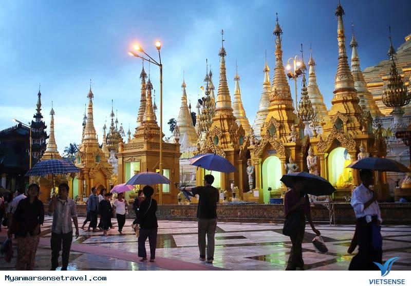 Chiêm Ngưỡng Bộ Ảnh Đẹp Vượt Thời Gian Của Đất Nước Myanmar