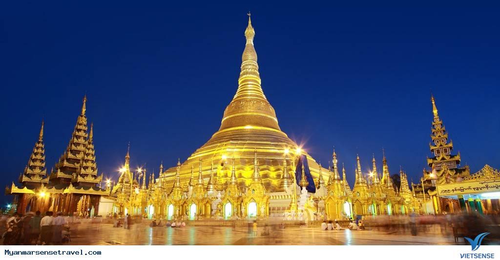 Chùa Shwedagon – Sự nguy nga khó tả ở nơi cất giữ bảo vật của Đức Phật,chua shwedagon  su nguy nga kho ta o noi cat giu bao vat cua duc phat