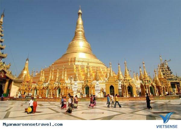 Đến Myanmar Khám Phá Mảnh Đất Phật Giáo Yagon
