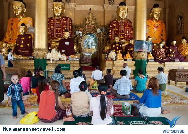 Đến Myanmar không chỉ để du lịch còn là chuyến hành hương về cõi phật,den myanmar khong chi de du lich con la chuyen hanh huong ve coi phat