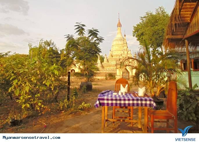 Địa chỉ nhà hàng ngon ở Bagan,dia chi nha hang ngon o bagan