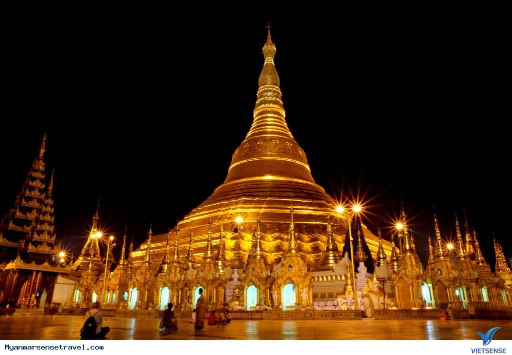 Độc đáo lễ hội tại Shwedagon – ngôi chùa linh thiêng bậc nhất Myanmar,doc dao le hoi tai shwedagon  ngoi chua linh thieng bac nhat myanmar