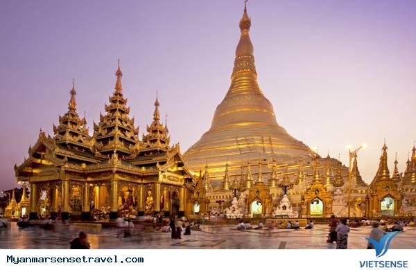 Du Khách Việt Nam Được Miễn Thị Thực Myanmar.