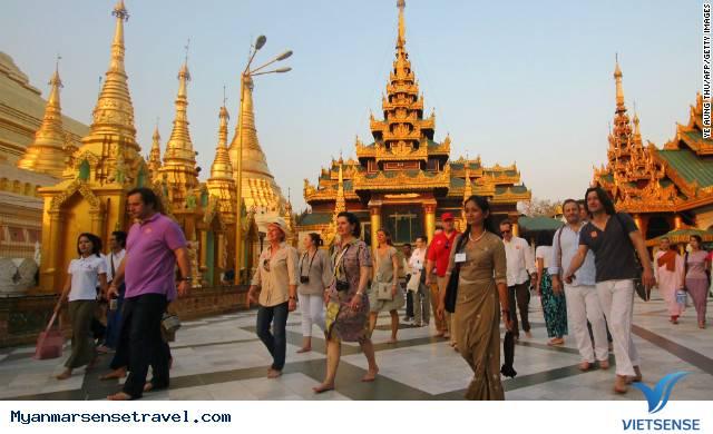 Du Lịch Myanmar 5 Ngày 4 Đêm: Hà Nội - Yagon - Bago - Golden Rock