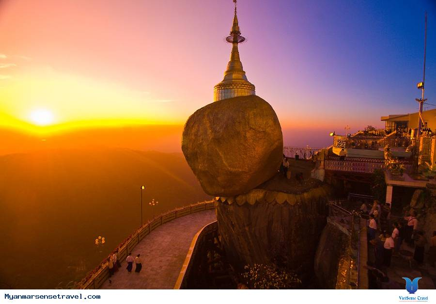 Du Lịch Myanmar 5N: YANGON - BAGO - GOLDEN ROCK - KYAIKHTYO,du lich myanmar 5n yangon  bago  golden rock  kyaikhtyo