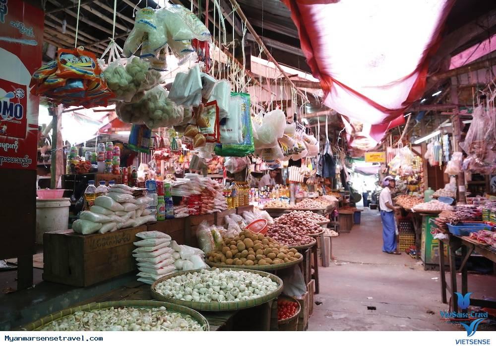Du Lịch Myanmar: Ẩn Tượng Nét Bình Dị Trong Mỗi Phiên Chợ,du lich myanmar an tuong net binh di trong moi phien cho