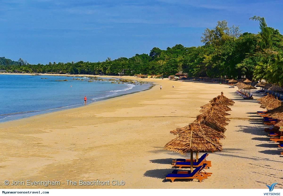 Du lịch Myanmar tới bờ biển nguyên sơ bậc nhất,du lich myanmar toi bo bien nguyen so bac nhat