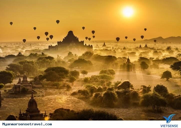 Đừng ngủ quên khi bình minh Bagan đã thức dậy,dung ngu quen khi binh minh bagan da thuc day