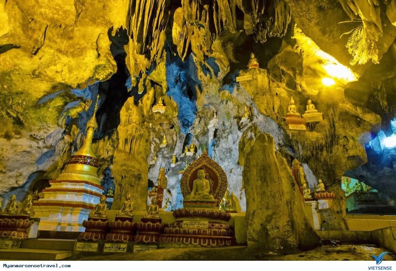 Khám phá hang động Pindaya tại bang Shan ,kham pha hang dong pindaya tai bang shan