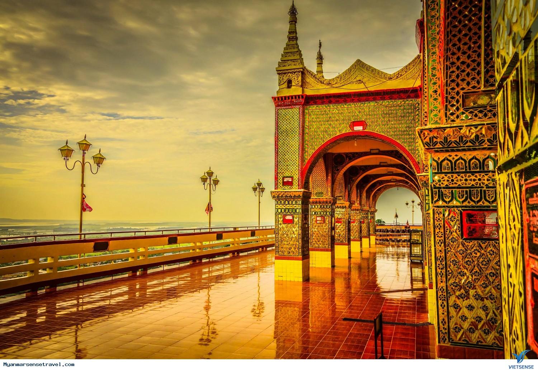 Khám phá Mandalay cố đô của Myanmar,kham pha mandalay co do cua myanmar