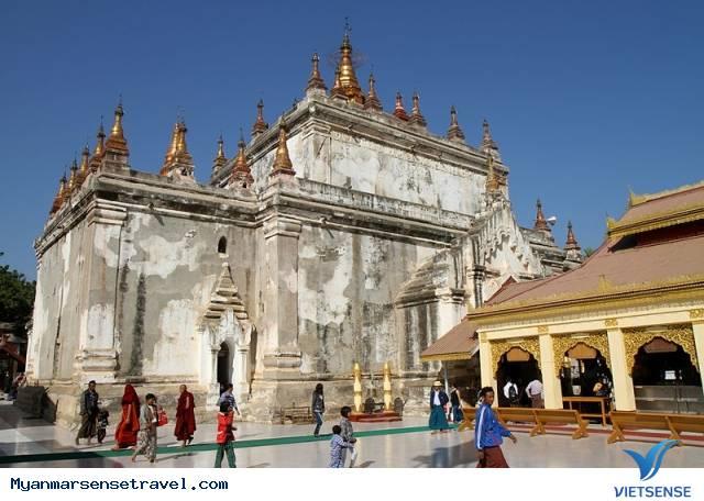 Khám Phá Những Ngôi Đền Cổ Kính Tại Cố Đô Bagan - Myanmar