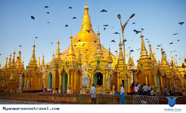 Lịch khởi hành Tour du lịch Myanmar từ TP.HCM năm 2015
