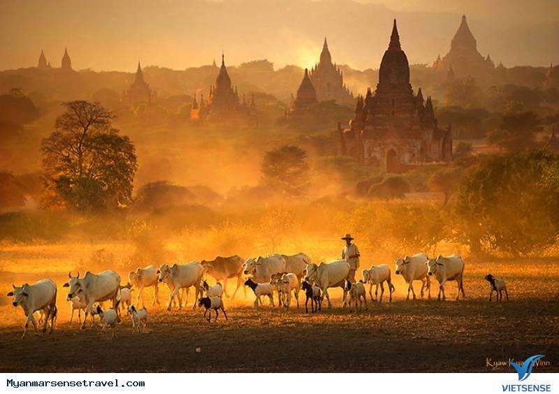 Lý do gì khiến Myanmar hấp dẫn du khách Việt?,ly do gi khien myanmar hap dan du khach viet
