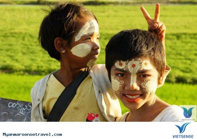 NHIỀU PHONG TỤC TẬP QUÁN LẠ CỦA NGƯỜI MYANMAR,nhieu phong tuc tap quan la cua nguoi myanmar