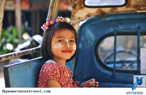 phong tục tập quán người Myanmar