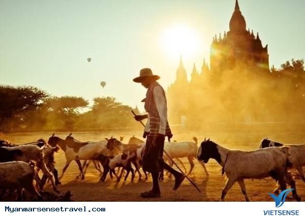 Những bức ảnh huyền ảo về đất phật Myanmar,nhung buc anh huyen ao ve dat phat myanmar