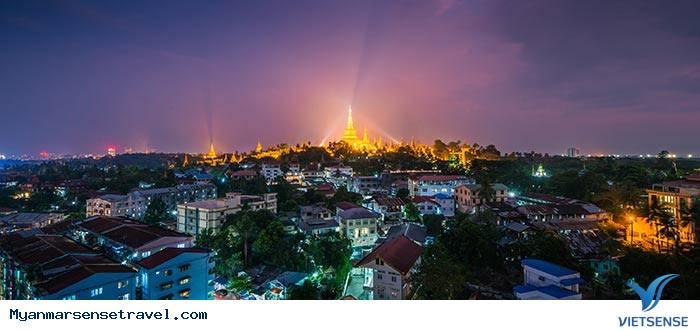 Những giá trị mới của Yangon - Myanmar,nhung gia tri moi cua yangon  myanmar