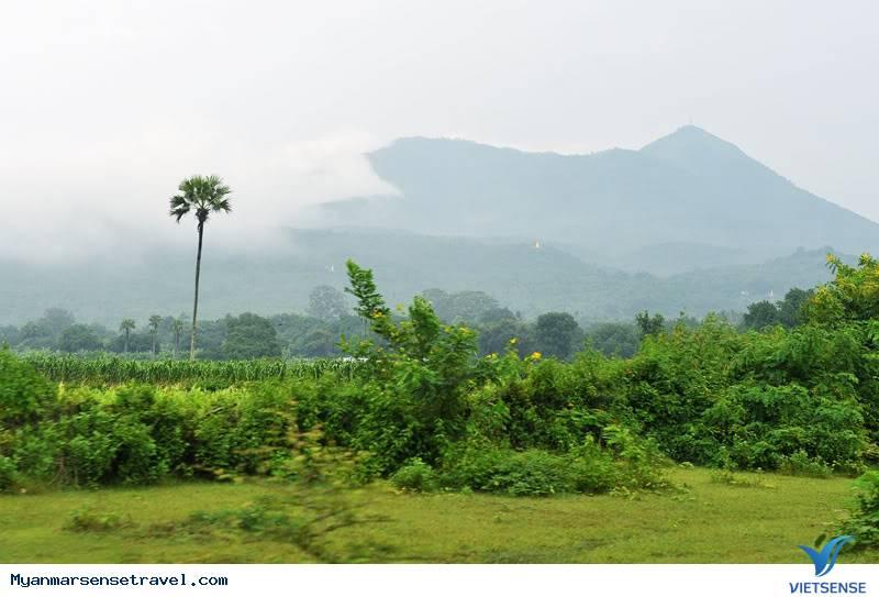Popa Mountain – Ốc Đảo Giữa Bagan