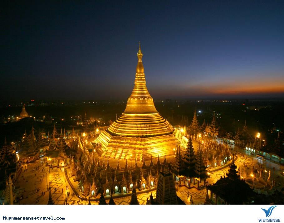 THÀNH PHỐ YANGON – MYANMAR